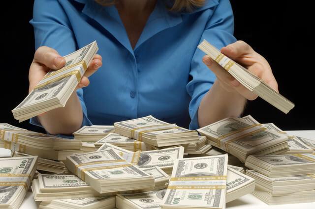 お金は皆がその価値を認めているから使える